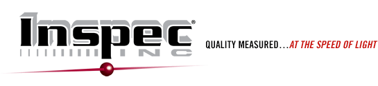 Inspec Inc. - Quality Measured... At the Speed of Light