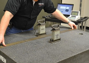 surface plate calibration small